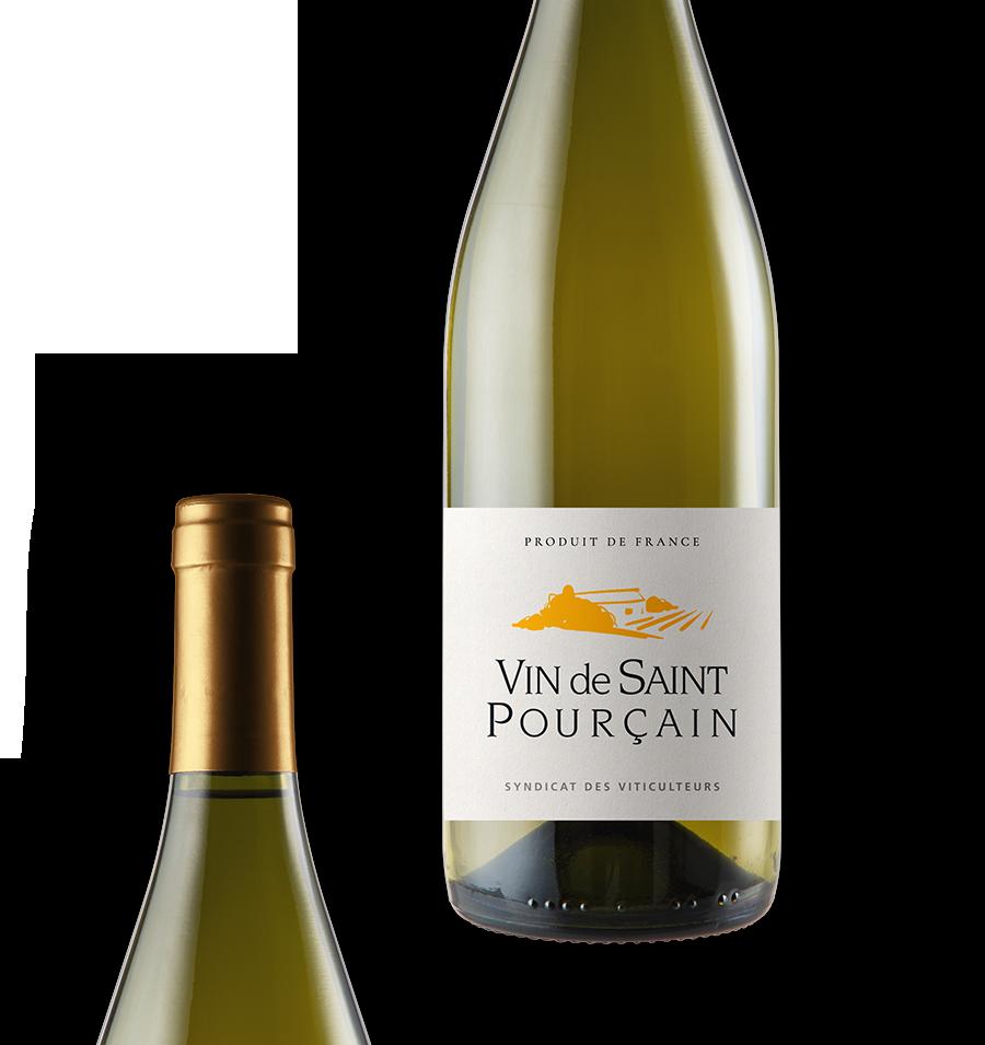 Vins de Saint-Pourçain | Vin blanc