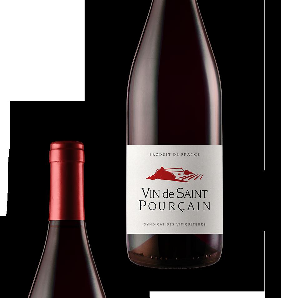 Vins de Saint-Pourçain | Vin rouge